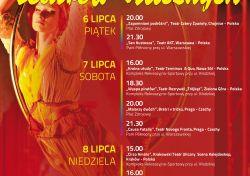 XX  Międzynarodowy  Festiwal  Teatrów  Ulicznych  6-7-8.07.2012r.
